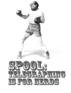 spool-telegraphing